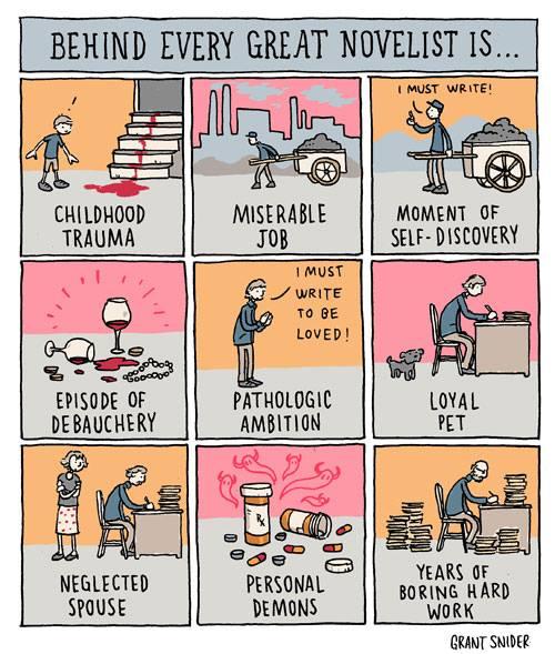 novelist-cartoon